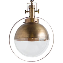 Traditional Pendant Lighting by Mercana Furniture and Decor