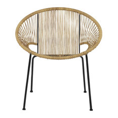 Frida Acapulco Style Chair, Natura, One Size
