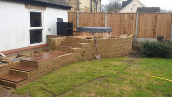 Swainby, North Yorkshire Garden Hot Tub Project
