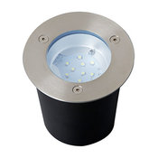 Robus IP67 Mains LED Ground Jacuzzi Light (STAINLESS STEEL)