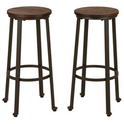 Industrial Bar Stools And Counter Stools by Glitzhome