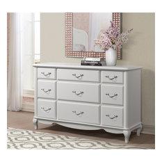Martin Svensson Home Kelly 9 Drawer Dresser White