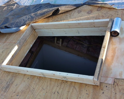 Skylight Install In Gainesville Ga