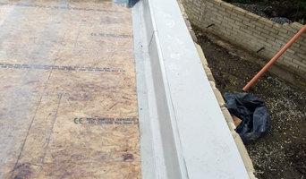 Fibreglass Flat roof B arnoldswick
