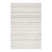 Moroccan Trellis Rug, Gray, 8'x10'
