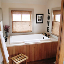 Deep Soaking Tubs