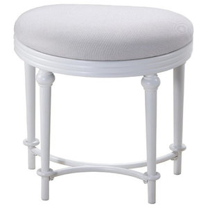 Stupendous Hillsdale Furniture Villa Iii Vanity Stool Antique Beige Caraccident5 Cool Chair Designs And Ideas Caraccident5Info