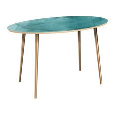 Ondine Flare Dining Table - Pacific Waters
