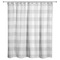 Farmhouse Shower Curtains by Designs Direct