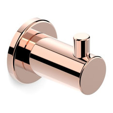 - NEW Faucet Strommen, Pegasi Robe Hook in Rose Gold - Robe & Towel Hooks