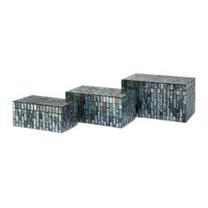 Aramis Mosaic Boxes, 3-Piece Set