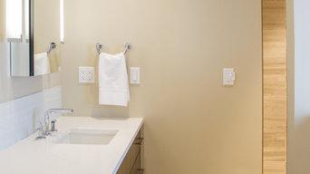 Bathroom by All American Remodel