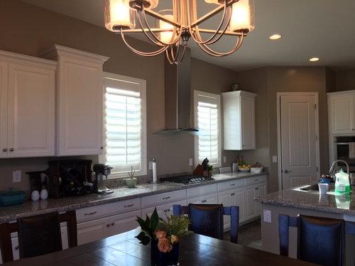 Transitional Kitchen Backsplash 3 Tile Options Or