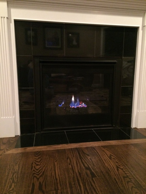 Gas Fireplace Draft