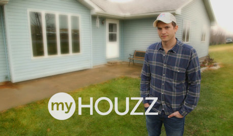 Houzz TV: Ashton Kutcher Surprises Mom With the Basement of Her Dreams