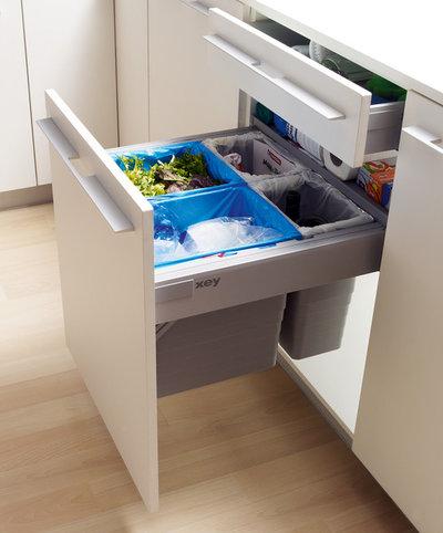 Hora de reciclar sugerencias para que tu cocina sea a n for Cubo basura extraible ikea