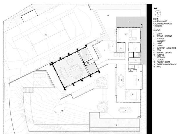 Floor Plan by DAHA
