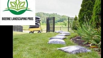 Boerne Landscaping Pros