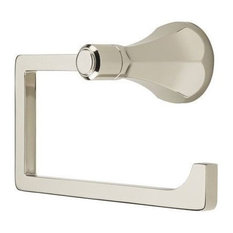 Pfister Single Post Toilet Paper Holder in Polished Nickel