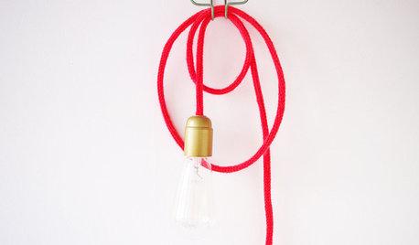 DIY : Personnalisez une baladeuse grâce à la technique du tricotin