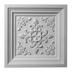 "24""W x 24""H x 2 3/8""P Kinsley Ceiling Tile"