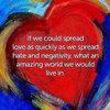 A little 'positivity'. . .
