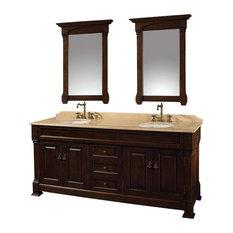 72 in. Bathroom Vanity with Undermount Sink