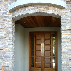 - Cedar Timber Entry Doors - Front Doors