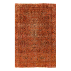 """Persian Overdyed, Area Rug, 6'9""""x10'7"""""""