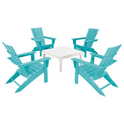Contemporary Outdoor Lounge Sets by Ivy Terrace