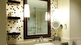 Bathroom Granite and Tile
