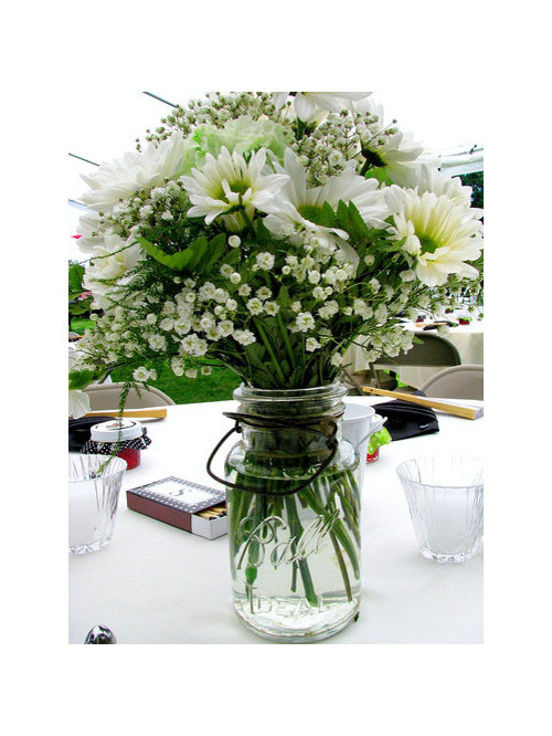 Wedding Centerpieces For The Tightwad Wedding