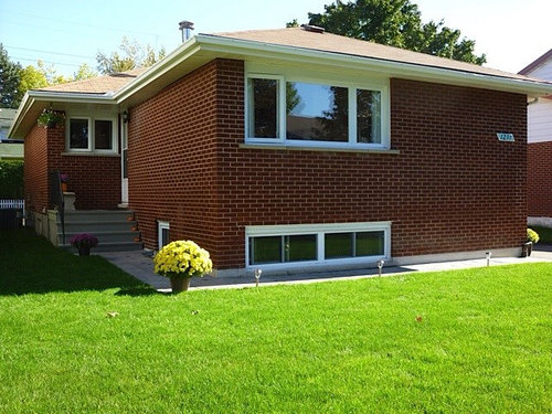 Boost Your Curb Appeal With A Bungalow Look: Boring Bungalow Lacks Curb Appeal