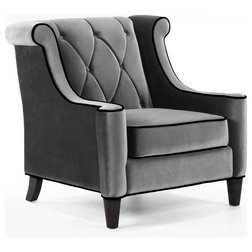 Transitional Armchairs And Accent Chairs by Armen Living