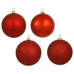 Contemporary Christmas Ornaments by Vickerman Company