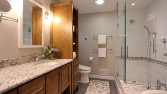 Saratoga : Master Bath Renovation