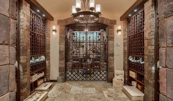 3500 bottle custom wine cellars