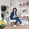 Un après-midi chez Marina, créatrice du blog La Seinographe