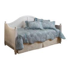 Hillsdale Furniture Augusta Daybed with Suspension Deck, White