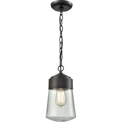 Transitional Outdoor Hanging Lights by LIGHTING JUNGLE