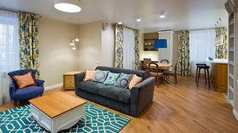 Квартира 87 кв.м для семьи из 4-х человек