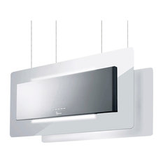 Trisia Appesa Extractor Hood, White