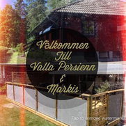 Valla persienn & markiss foto