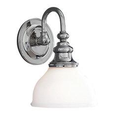 "Hudson Valley Lighting 5901 Sutton 1 Light 7"" Wide Bathroom Fixture"