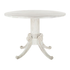 Forest Drop Leaf Dining Table, Antique White