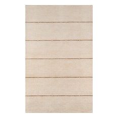 Gramercy Hand-Loomed Rugs, Sand, 5'x8'