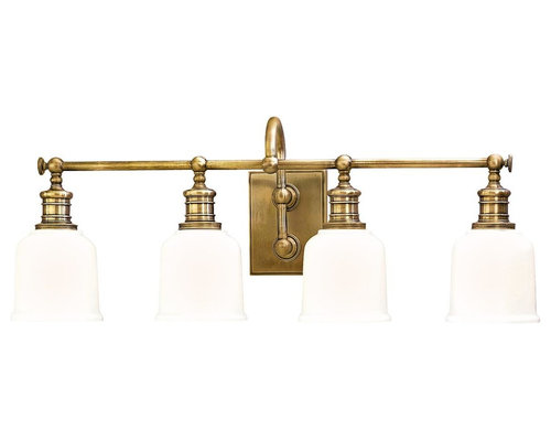 Bath Lighting With Classic Clean Lines