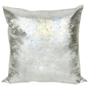AB Moonstone on Silver Pillow, 51x51cm