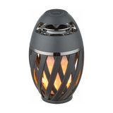 Stream LED decorative light with loudspeaker