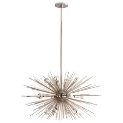 Best Midcentury Chandeliers by Seldens Furniture